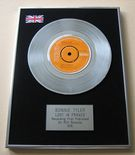 BONNIE TYLER - LOST IN FRANCE PLATINUM Single Presentation DISC